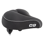 Extra Deep Relief 11X11 Bicycle Seat
